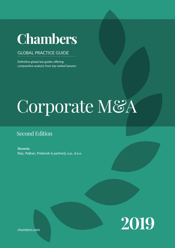 Corporate M & A 2019