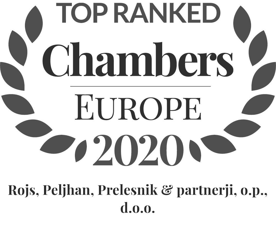 Chambers Europe 2019